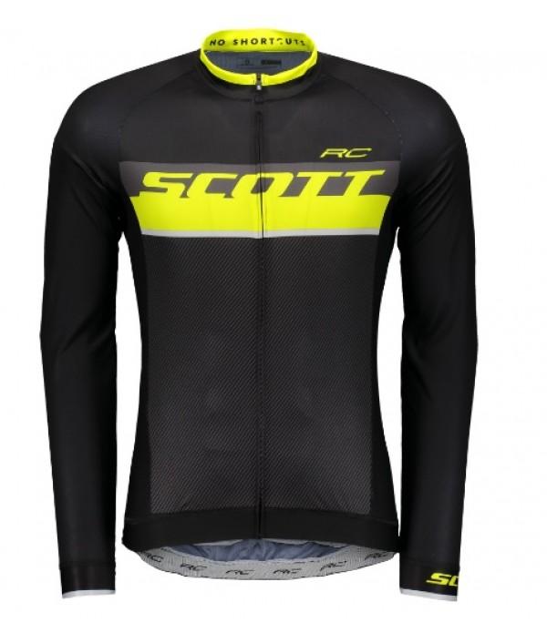 Moda masculina camisa segunda pele scott masculina team - Multiplace 95ca0a9104854